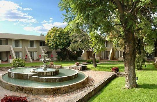 Kleiner Kühlschrank Real : Hotel camino real guadalajara